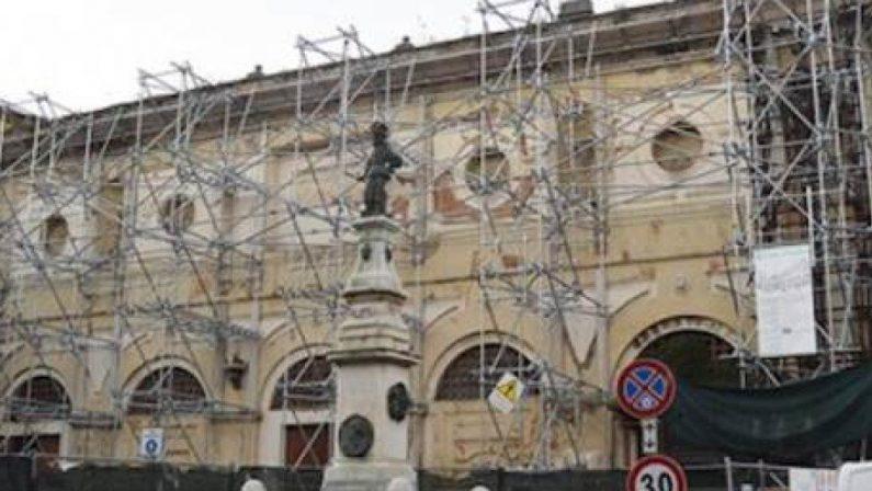 Avellino, la storica Dogana, simbolo della città, messa all'asta: scatta la mobilitazione