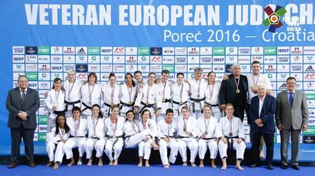 Catechista napoletana vince a un campionato di judo