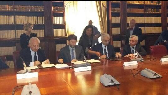 L'Avellino- Rocchetta non è più utopia: al Ministero firmato protocollo per la riattivazione della linea ferroviaria