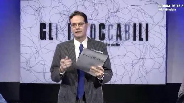 Klaus Davi: «Mi candido a sindaco di Reggio Calabria»