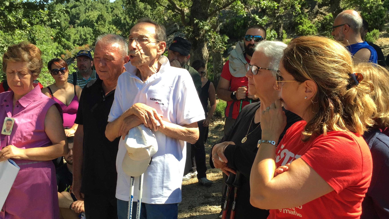 L'iniziativa: quella marcia in Aspromonte in ricordo di tutte le vittime della 'ndrangheta