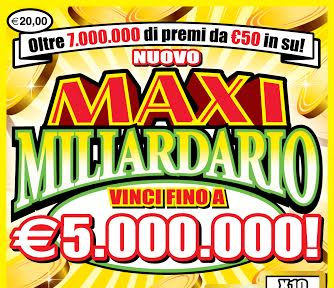 Gratta e vince 50mila euro: la fortuna si ferma a Catanzaro