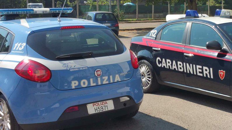 Operazione interforze a Catanzaro, dodici persone arrestateBlitz negli alloggi popolari di Germaneto, trovata anche droga