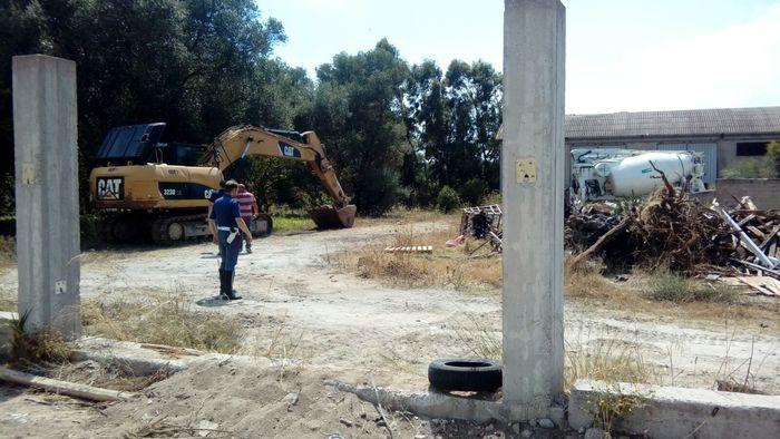 Controlli della polizia stradale nel ViboneseRecuperati otto mezzi da cantiere rubati