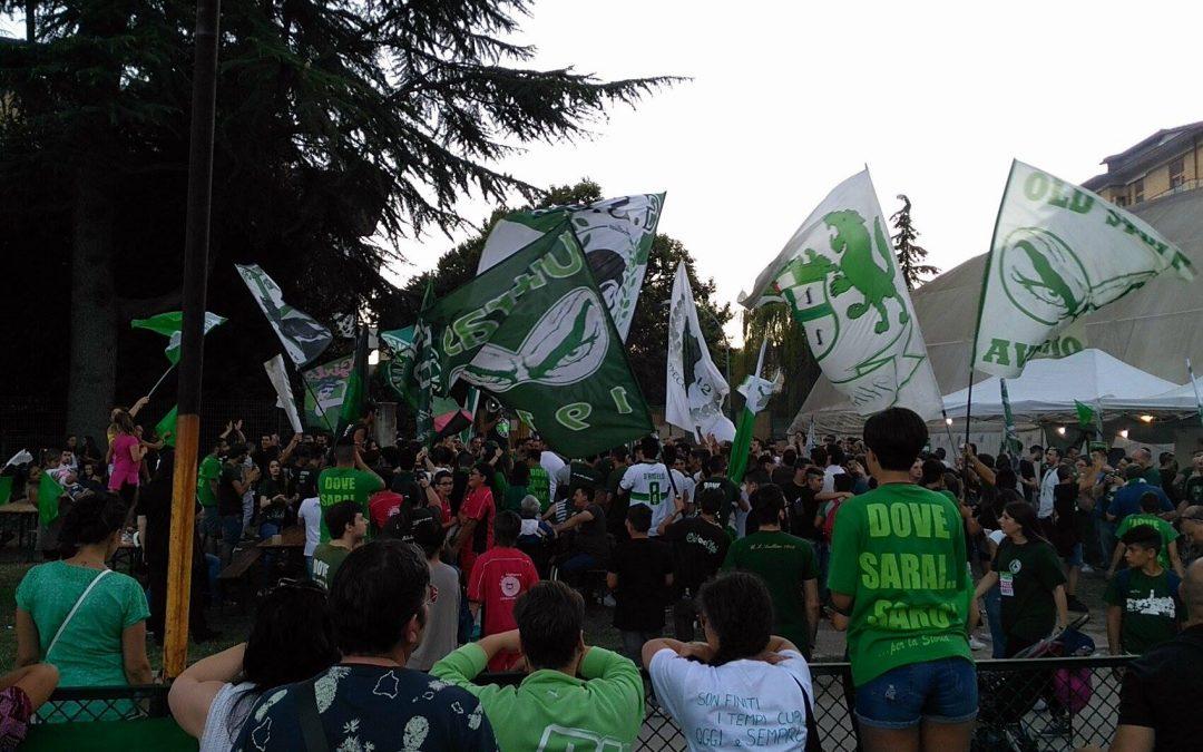 """Us Avellino, """"Società incompetente"""": la curva Sud diserta l'amichevole con il Cosenza in segno di protesta"""