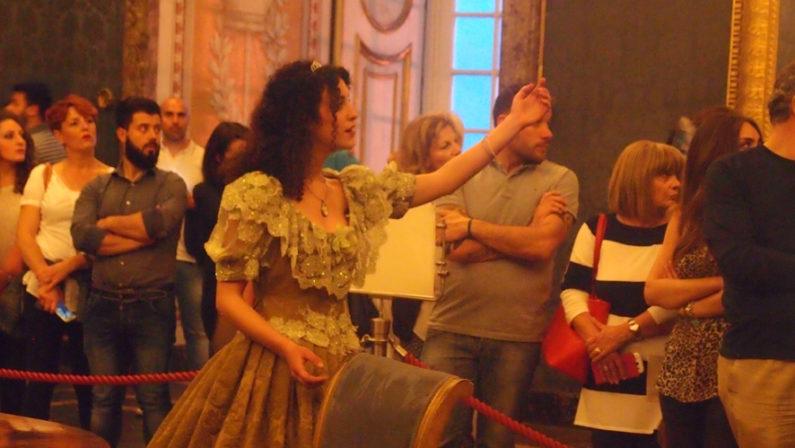 La Reggia di Caserta rivive con «Rosso Vanvitelliano»