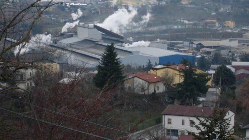 """Dissequestrato impianto siderurgico """"Siderpotenza""""  Dopo due anni ridotte le emissioni in atmosfera"""