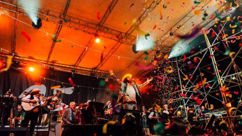 Calitri, è già conto alla rovescia per lo Sponz Fest di Vinicio Capossela