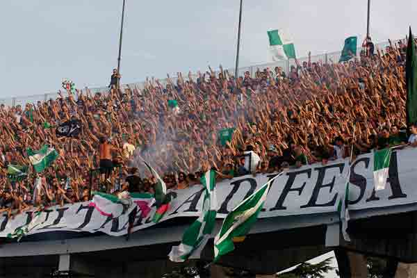 Calcio, sabato l'Avellino in amichevole a Lioni