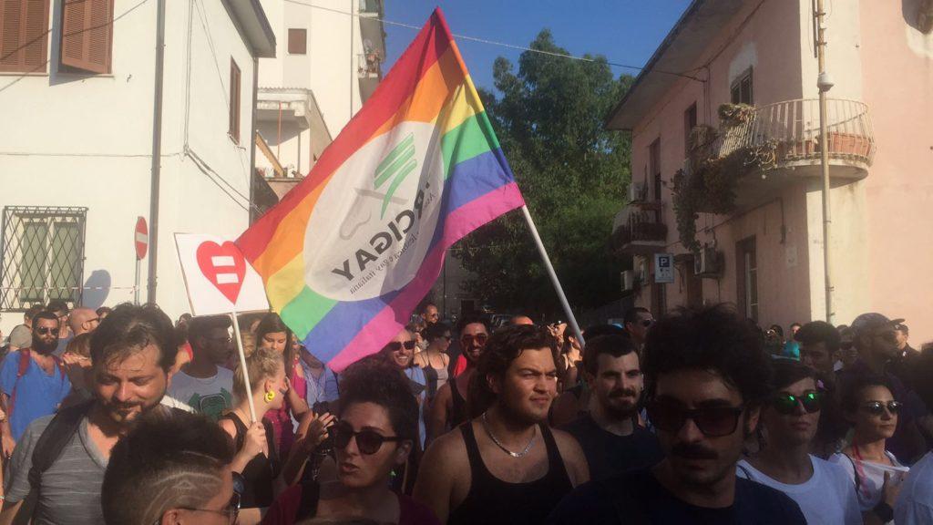 Gay pride a Cosenza, il comune nega il patrocinioSecco botta e risposta tra Occhiuto e PrideCs