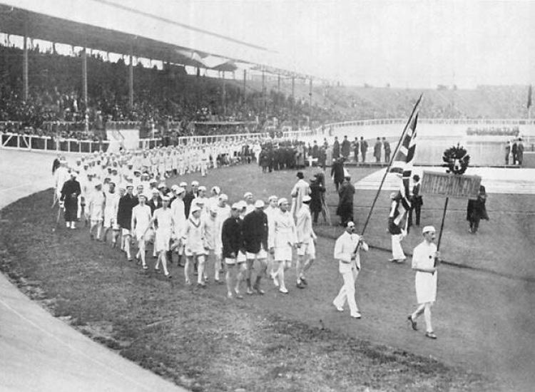 Speciale Olimpiadi, i due ori azzurri di Londra1908
