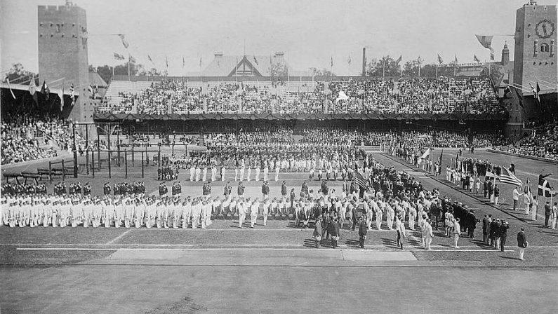 Speciale Olimpiadi,nel 1912 il debutto del fotofinish