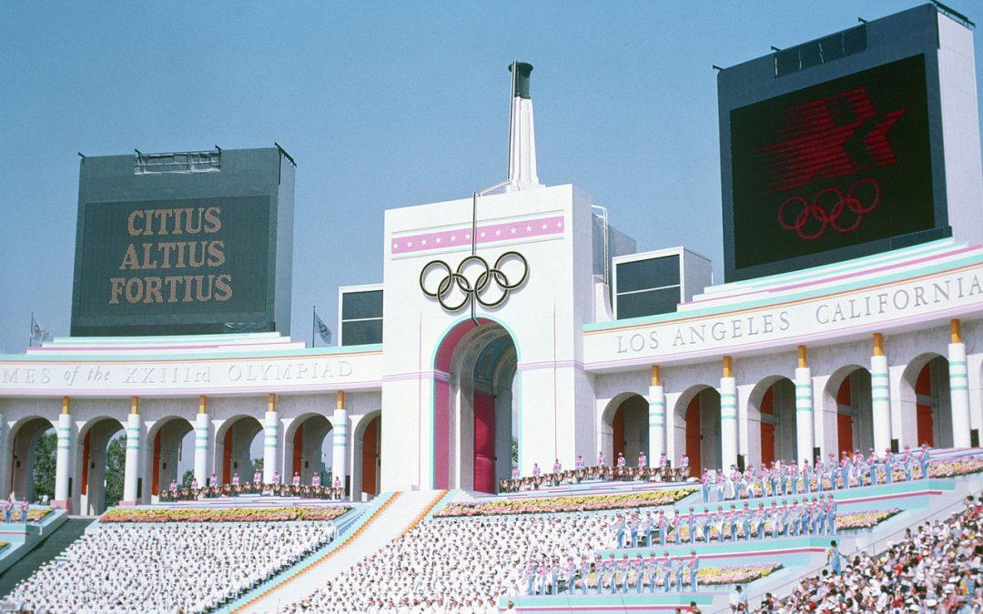 """Speciale Olimpiadi, i 4 ori del """"figlio del vento"""" a Los Angeles 1984"""