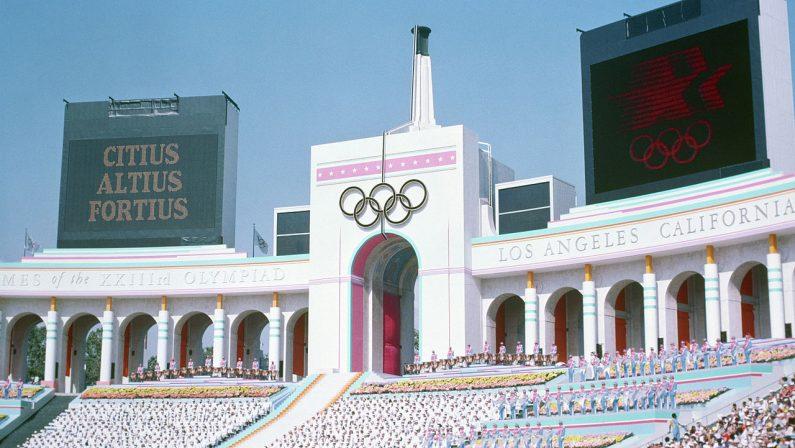 """Speciale Olimpiadi, I quattro ori del """"figlio del vento"""" a Los Angeles 1984"""