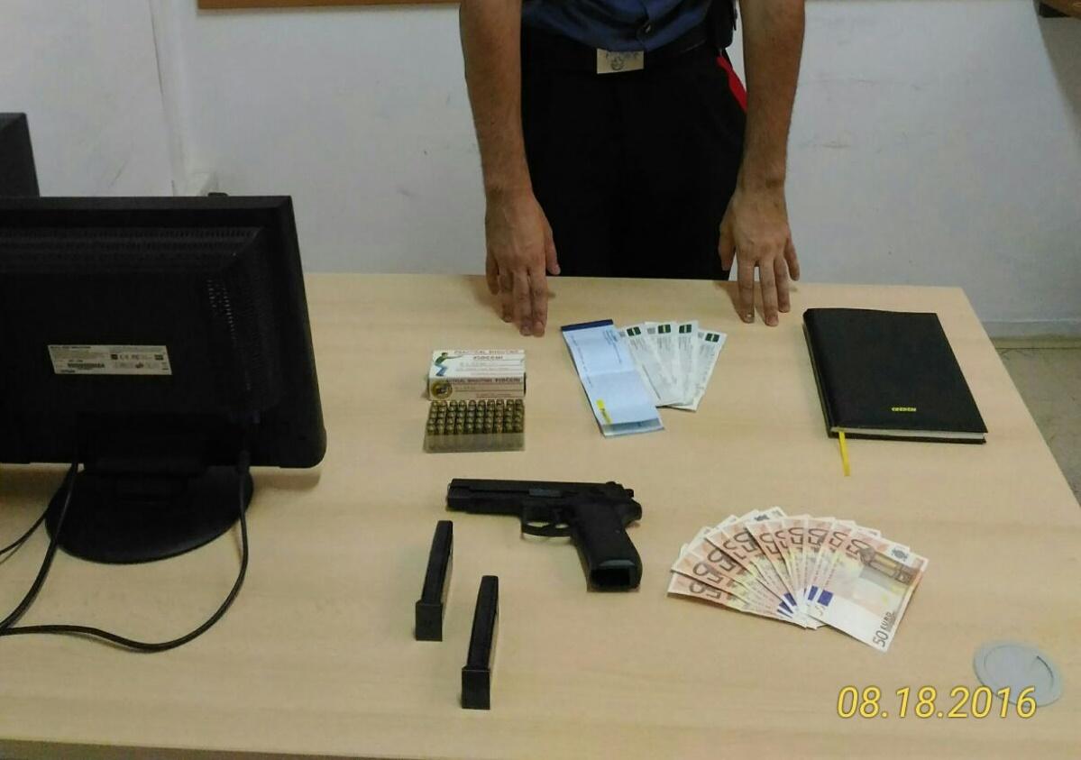 Tassi di interesse fino al 2000 per cento a CrotoneArrestata per usura ed estorsione una ex guardia giurata