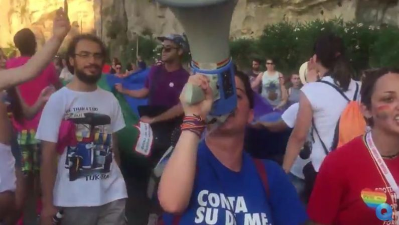 VIDEO - La festa del Gay Pride a Tropea