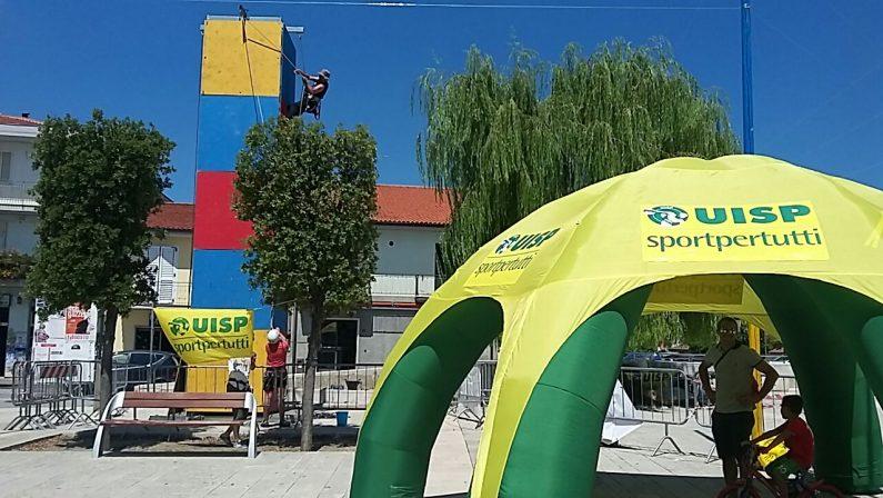 Sport in Piazza oltre le diversità: a Lioni la Uisp promuove due giornate nel segno dell'integrazione
