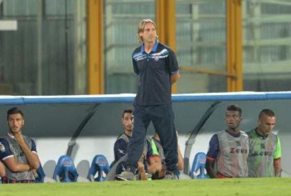 Serie A, Nicola dà la scossa al Crotone: «Adesso bisogna fare punti»