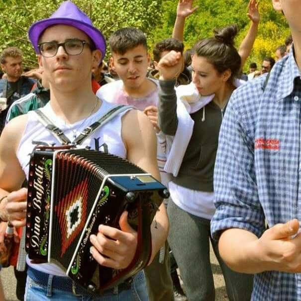 Da Montescaglioso al premio nazionale: il 17enne Lapenta campione di fisarmonica diatonica