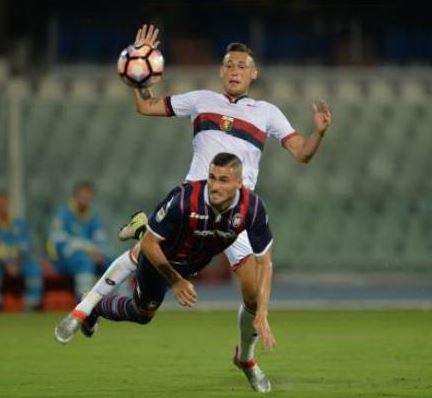 Serie A: Pavoletti scatenato, il Crotone battuto anche dal Genoa
