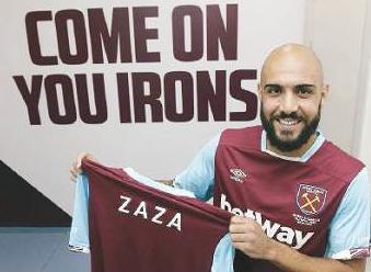 E adesso chiamatelo Sir Zaza, l'attaccante di Metaponto in prestito dalla Juve al West Ham: «Voglio diventare un giocatore migliore»