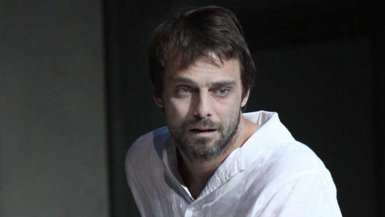 """Alessandro Preziosi al """"Castello d'oro"""", il premio nazionale di cinematografia di Belvedere Marittimo"""