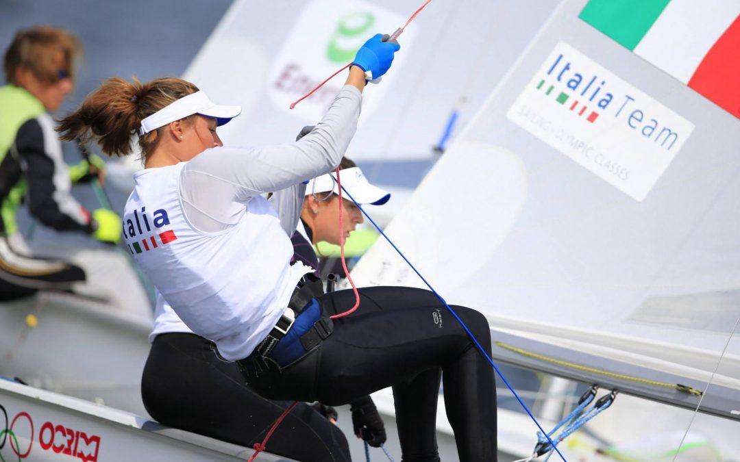Un'altra lucana nella pattuglia olimpica La velista Alice Sinno vola a Rio