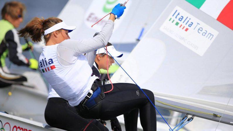 Un'altra lucana nella pattuglia olimpicaLa velista Alice Sinno vola a Rio