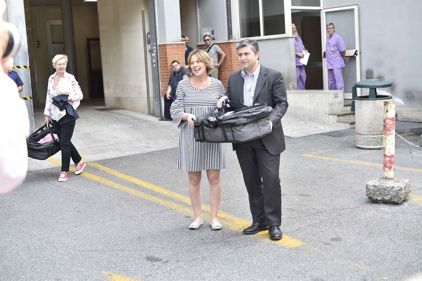 Il Ministro Lorenzin sceglie la suggestiva Capri per sposarsi