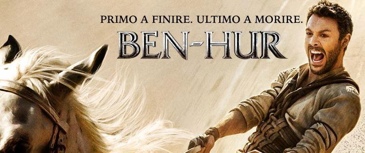 """""""Ben Hur"""" il colossal che parla lucano: inizia il countdown per l'uscita dell'8 settembre"""