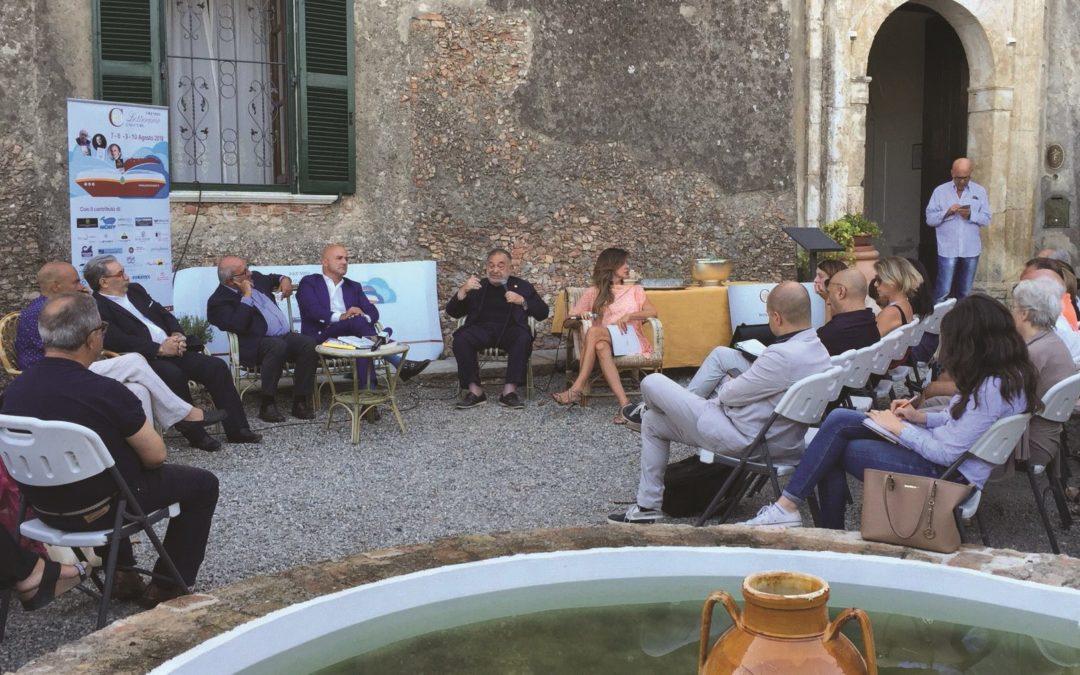 Premio Caccuri, Nuzzi convince con il libro inchiesta  Successo per la quinta edizione del festival