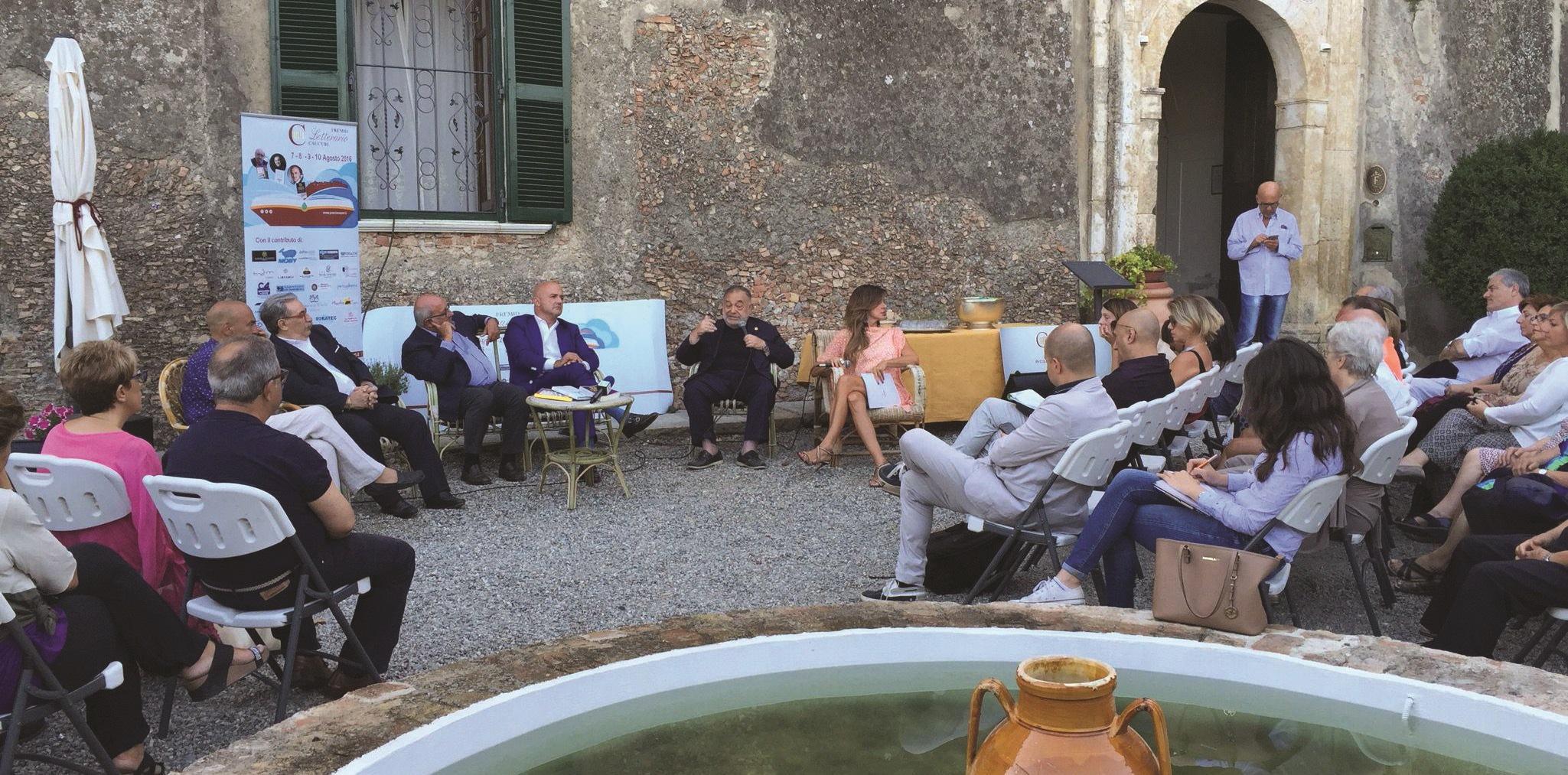 Premio Caccuri, Nuzzi convince con il libro inchiestaSuccesso per la quinta edizione del festival