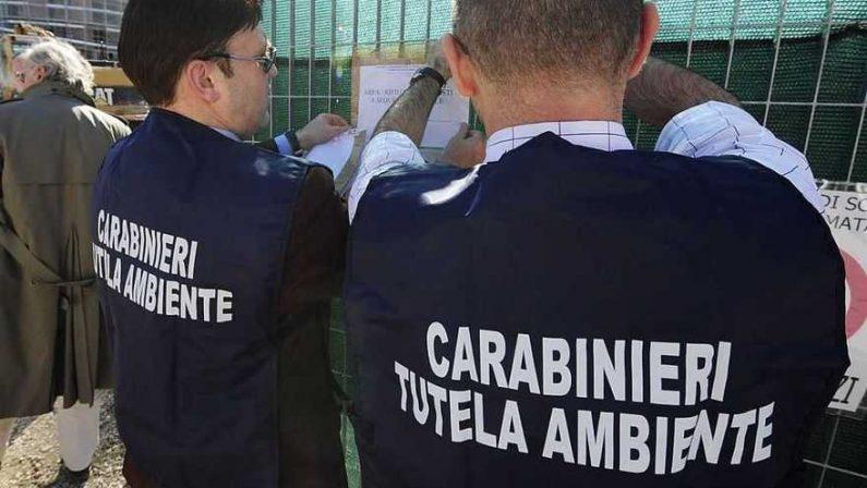 Mammola, sequestrato il depuratore comunaleIndagate 8 persone tra cui un tecnico dell'ente pubblico