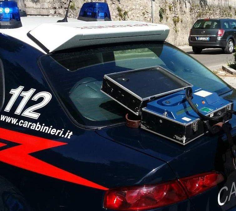 Furto di acqua a Teora, cinque persone denunciate dai Carabinieri
