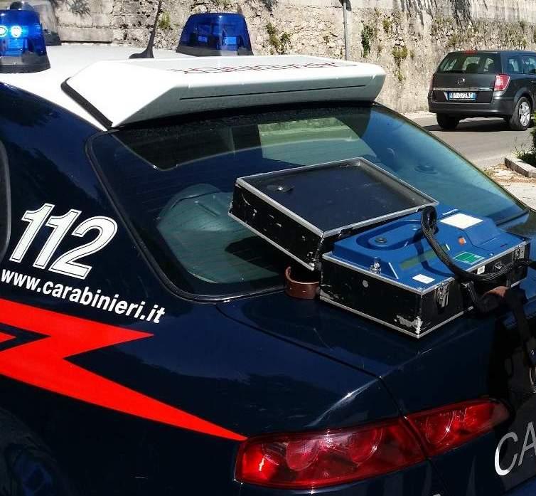 Autista bulgaro trovato sulle strade irpine con un tasso alcolemico molto elevato