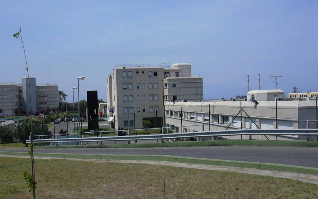 Il carcere di Corigliano Rossano