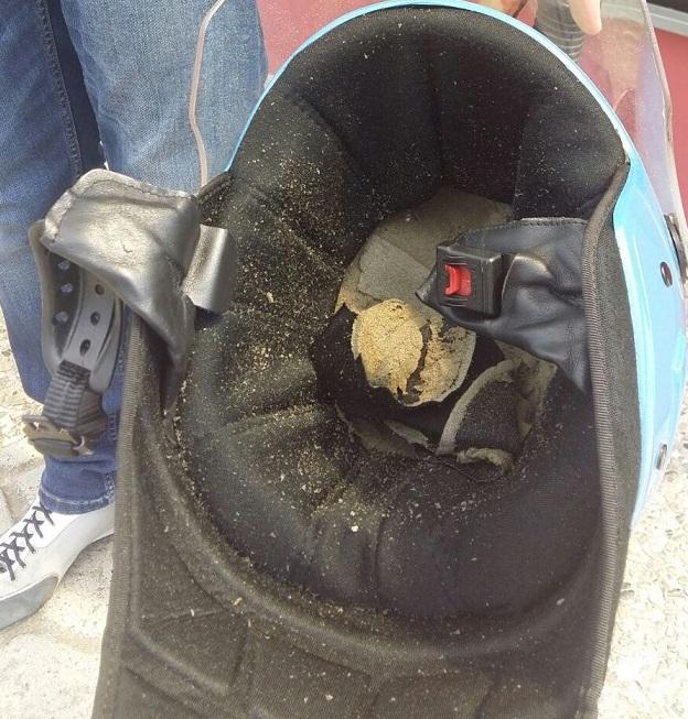 Ordine pubblico coi caschi deteriorati, il Coisp lancial'allarme sulla situazione della polizia a Catanzaro