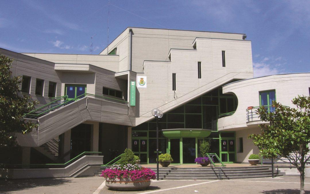 Il palazzo comunale di Melfi