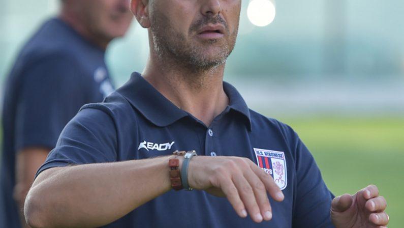 FOTO - Reggina-Vibonese di Coppa Italia: le immagini