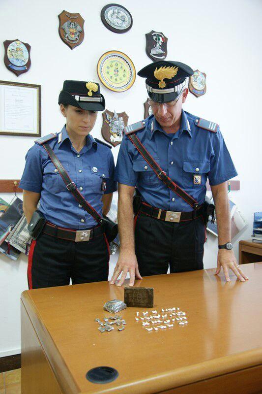 Controlli dei carabinieri a Catanzaro, sei arrestiDroga ai giardini di San Leonardo e in viale Isonzo