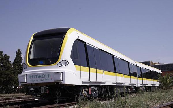 Nuova commessa per la Hitachi di Reggio Calabria  Contratto da 87 milioni per la metro di Milano