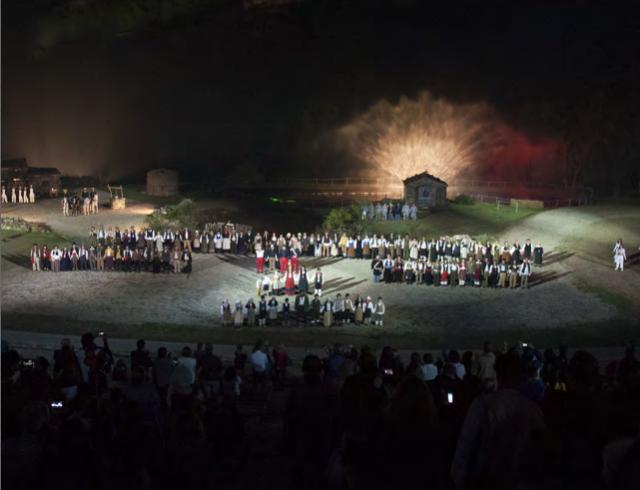 Cultura, storia e tradizioni: a ferragosto La Grancia non si ferma
