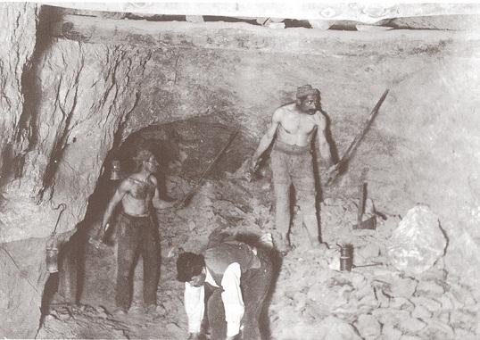 Dall'Irpinia alla Svizzera per raccontare il dramma dei minatori emigrati
