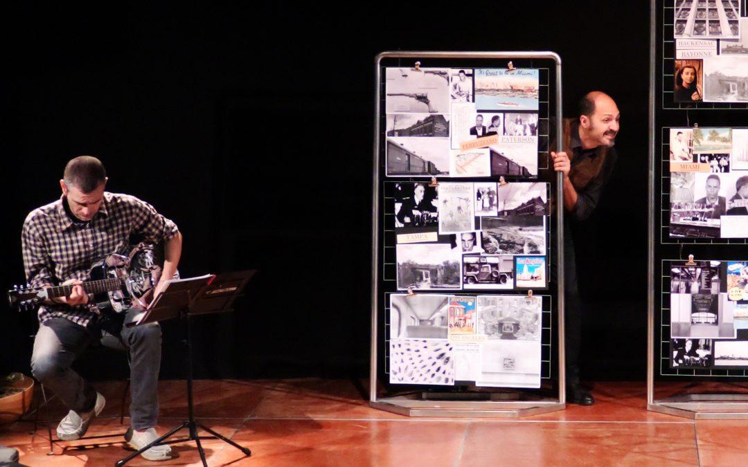 Teatro d'aMare a Tropea, la rassegna presenta  le memorie di Joe Zangara di Ernesto Orrico