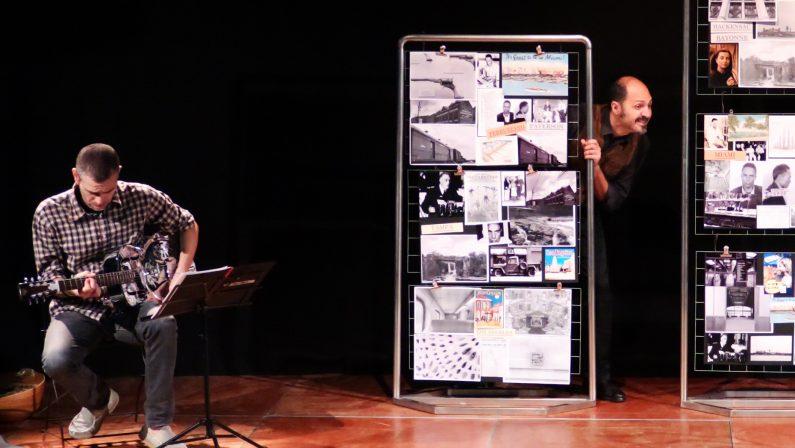 Teatro d'aMare a Tropea, la rassegna presentale memorie di Joe Zangara di Ernesto Orrico
