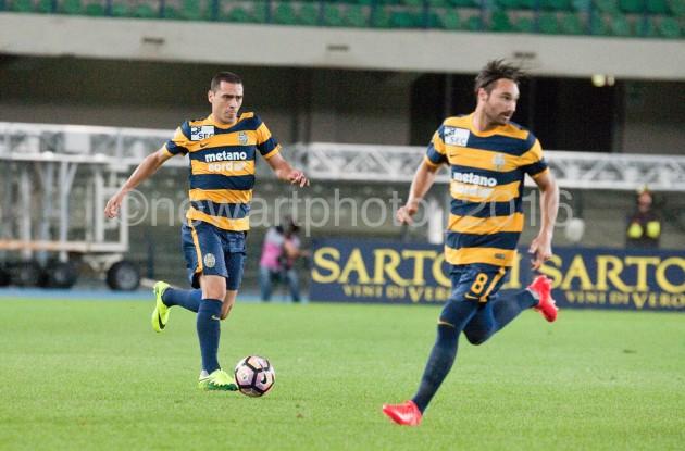 Calcio, si infrange il sogno del Crotone in Coppa ItaliaI calabresi sconfitti in casa del Verona sono fuori