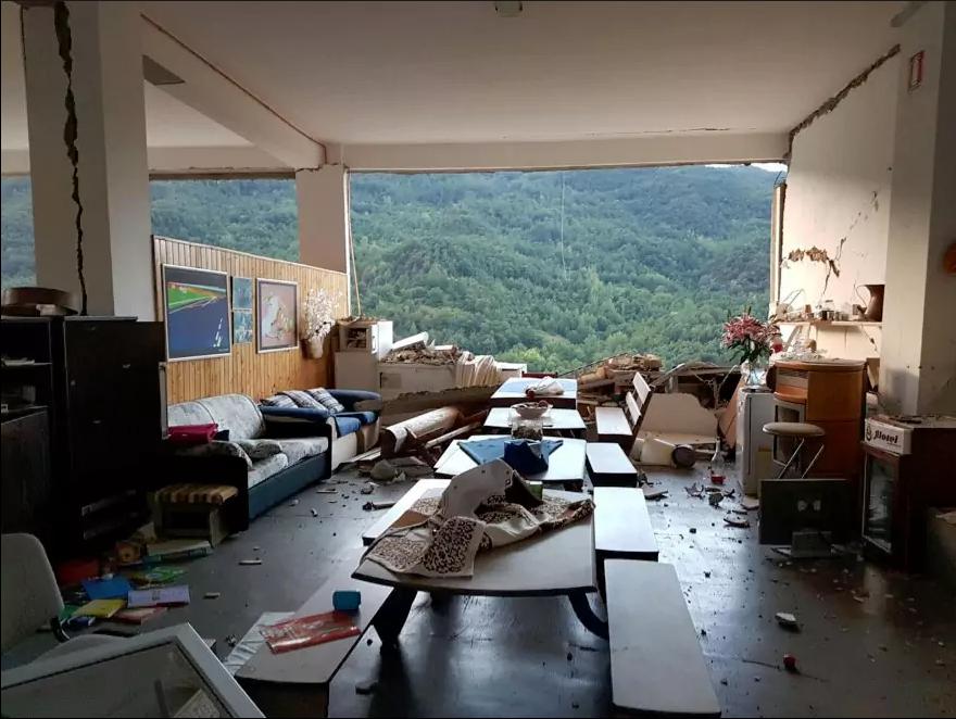 Anche in Basilicata ospedali «ad alto rischio sismico»: 3 edifici su 4 possono crollare