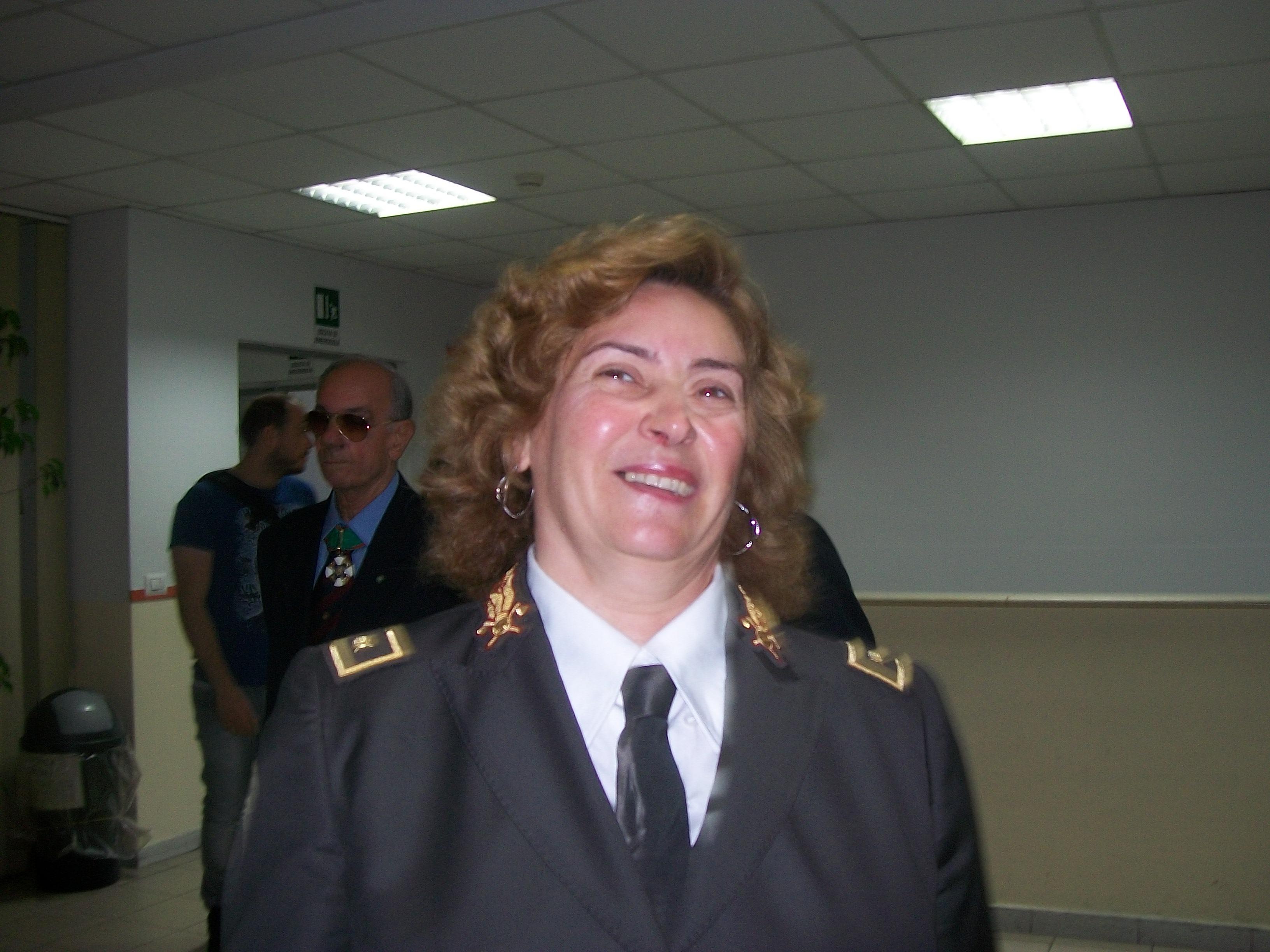 Avellino, al Comando dei Vigili del Fuoco la D'Eliseo subentra a Barbarulo
