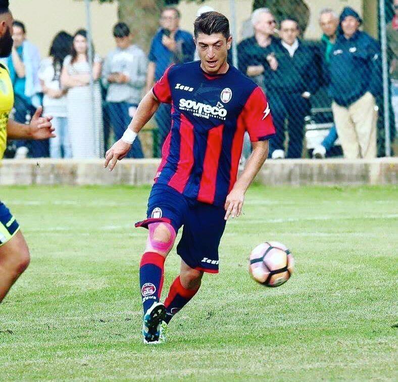 Calcio, il Matera prende l'ex Modena e Crotone Andrea Mazzarani