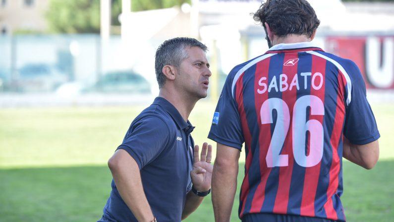 Lega Pro, crisi alla Vibonese: la società rossoblù esonera l'allenatore Costantino